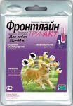 Противопаразитарное средство Фронтлайн Три-Акт L для собак 20-40кг 1х4мл