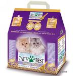 Наполнитель для туалета Cat`s Best Nature Gold древесный 10л 5кг