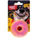 Игрушка Fancy Pets для щенков Пончик 13.9*2.5см