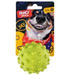 Игрушка Fancy Pets для собак Мячик Ёжик 8.5см
