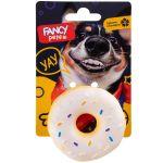 Игрушка Fancy Pets для собак Пончик 13.9*2.5см