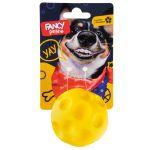 Игрушка Fancy Pets для собак Мячик Сырник 6.5см