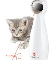 лазерная игрушка для кошки