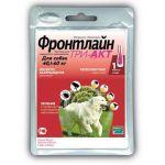 Противопаразитарное средство Фронтлайн Три-Акт XL для собак 40-60кг 1х6мл
